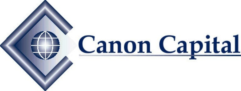 Canon Capital Blue Shaded logo without tag