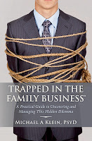 TRAPPED IN THE FAMILY BUSINESS